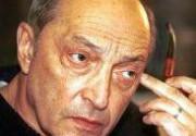 Михаил Козаков госпитализирован в предынфарктном состоянии
