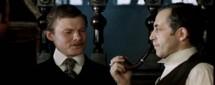 Шерлок Холмс и доктор Ватсон: Красным по белому