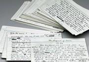 Сын Набокова выставил на продажу рукопись последнего романа отца