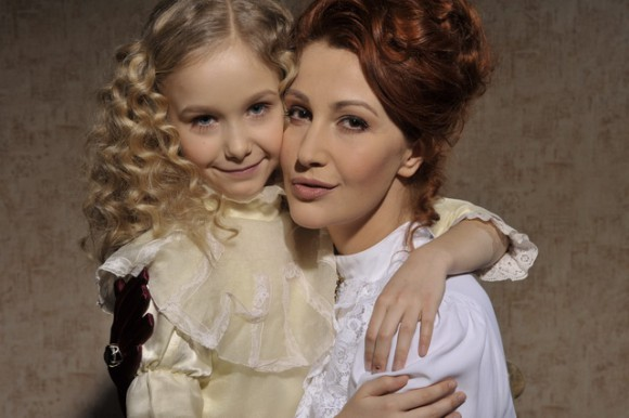 В Киеве пройдет выставка звездных семейных фото