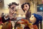 «Коралина» получила 10 номинаций на мультяшный «Оскар»