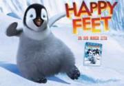 Робин Уильямс и Элайджа Вуд вновь озвучат пингвинов