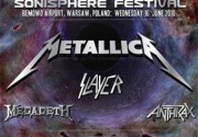 Metallica, Slayer, Megadeth и Anthrax поедут в общий тур