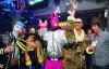 В новогоднюю ночь клуб Heaven устроил мандариновый рай