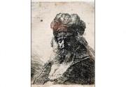 Гравюру Рембрандта случайно нашли в туалете