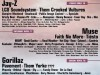Хедлайнерами Coachella-2010 стали Jay-Z, Gorillaz и Том Йорк
