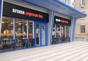 Aroma espresso bar откроет второе  отделение в Киеве