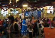В ресторане «Духмяна піч» прошли новогодние и рождественские праздники. Фото