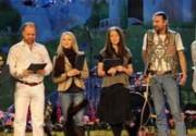 Арина Домски и Шон Карр объединили рок и лирику