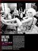 Lady GaGa и Синди Лопер в репортаже журнала V. Фото