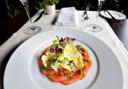 Ресторан  L' Accento предлагает постное меню
