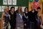 «АнтителА» выбрали самую красивую курсантку Университета внутренних дел Украины. Фото