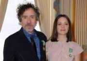 Марион Котийяр и Тима Бартона наградили орденами искусств и литературы. Фото