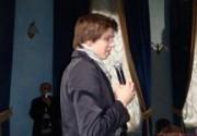 Александр Лещенко судил молодые таланты в Карпатах. Фото