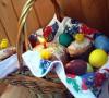 Ресторан Device подготовил традиционные пасхальные корзинки