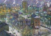 В Киеве на торги выставят лучшие работы классиков украинской живописи