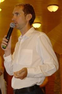 Дмитрий Перепелкин - ведущий праздников, ведущий событий, Одесса