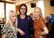 """В ресторане """"Икра"""" состоялся тренд-класс от Наны Морозовой и Ольги Аленовой"""