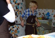 В ресторане Al Faro состоялась кулинарная битва Quest Pistols VS Антон Лирник
