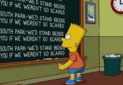 """""""Симпсоны"""" поддержали """"Южный парк"""" в скандале с упоминанием Мухаммеда"""