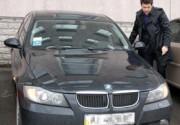 Василий Бондарчук и его BMW