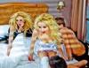 Сестры из группы «Дилайс» убили модель PlayGirl. Фото