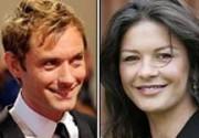 """Джуд Лоу и Кэтрин Зета-Джонс номинированы на премию """"Тони"""". Фото"""