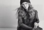 Ванесса Паради в рекламе сумок Chanel Coco Cocoon. Фото