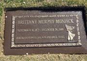 У Бриттани Мерфи появилась памятная плита