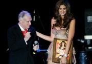 Хью Хефнер представил девушку Playboy 2010. Фото