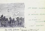 Sotheby's выставит на продажу письма Рене Магритта