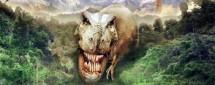 Побег динозавров 4D