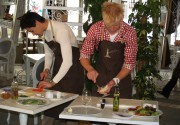 В траттории Al Faro состоялась кулинарная звездная битва