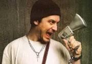 Майк Паттон работает с лидером Tv On The Radio