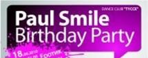 Paul Smile Birthday