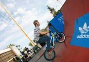 adidas Originals устроил грандиозную уличную вечеринку в Киеве. Фото