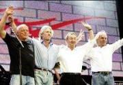Участники Pink Floyd пообещали выступить вместе еще раз