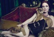 Джулианна Мур в рекламе Bvlgari. Фото