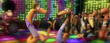 Ослепительный Барри и червяки диско