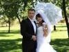 Под свадебным платьем Завальской журналисты разглядели небольшой животик