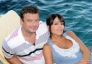 Алина Завальская с мужем вернулась из  Греции