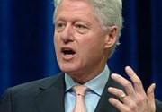 Билл Клинтон выступил с украинскими звездами