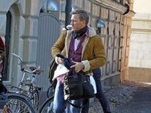 Дэниел Крэйг в роли Микаэля Блумквиста, фото с сайта kinogallery.com