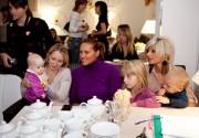 Звездные мамы собрались в ресторане IQ Bar