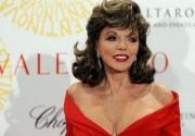 Джоан Коллинз обеспокоена недостатком роскоши в Голливуде