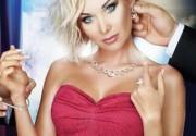 Катя Бужинская стала лицом ювелирного бренда