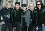 Scorpions дадут два прощальных концерта в Украине