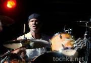 Барабанщик Red Hot Chili Peppers выпустил свой альбом