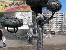 Памятник Котенку в Воронеже. Фото с сайта kpnemo.ws