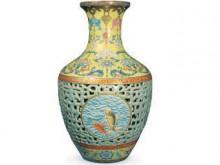 Проданная на аукционе ваза. Фото с сайта аукционного дома